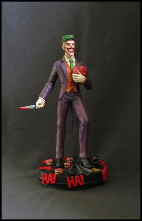 Joker New 52 statue  14110910131816083612687048