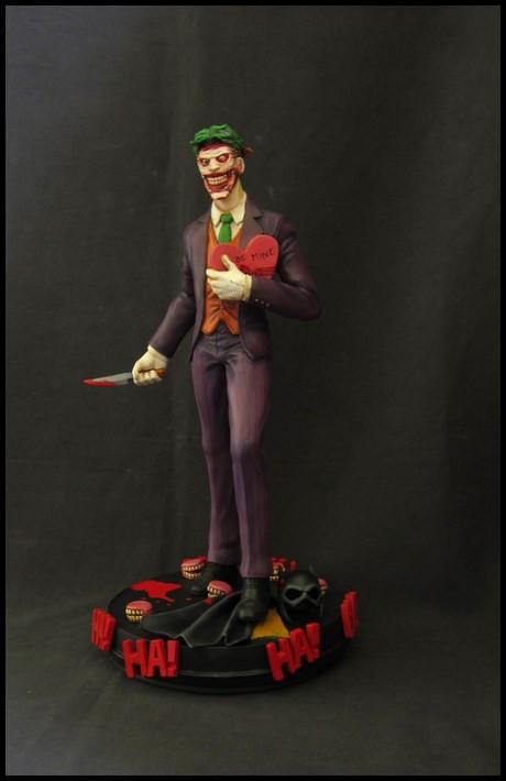 Joker New 52 statue  14110910131916083612687049