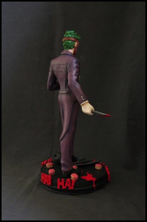 Joker New 52 statue  14110910132316083612687053