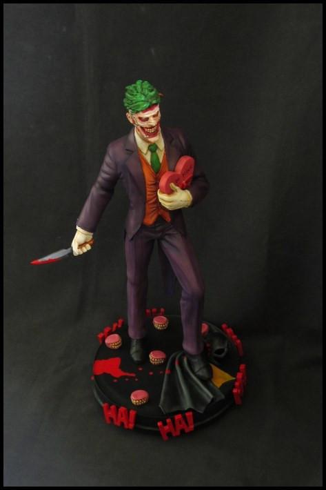 Joker New 52 statue  14110910132716083612687056