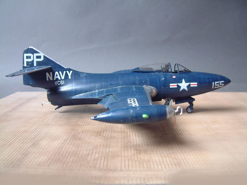 """[Trumpeter] F9F 2P """"Panther"""" - 1/48e 1411100216004769012692028"""