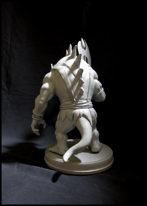 Thundercats : Slithe statue 14111207421916083612699882