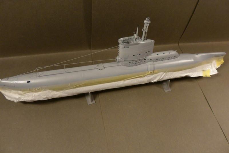"""U-BOOT type XXIII """"spécial navy"""" 1/72 - Page 2 1411160606329667012709278"""