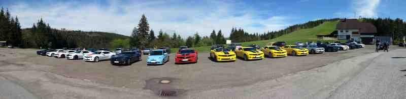Trop Casino Car Show