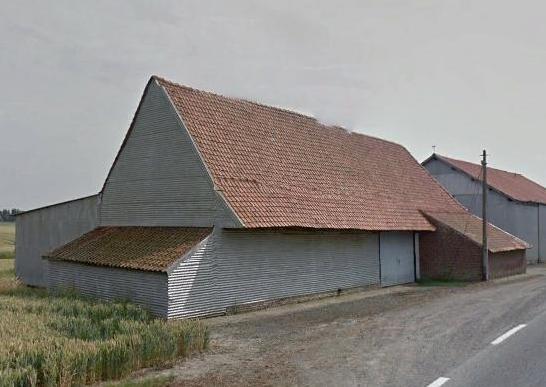 Oude schuren van Frans-Vlaanderen 14112409472714196112736683