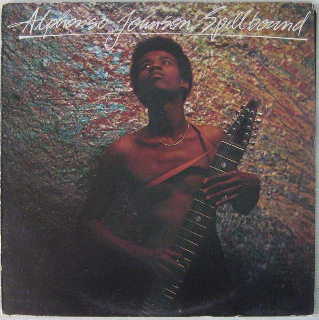 JOHNSON ALPHONSO - Spellbound - LP