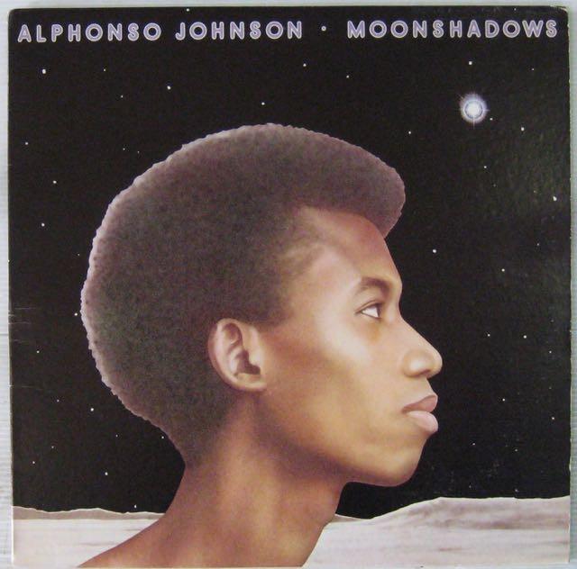 JOHNSON ALPHONSO - Moonshadows - LP