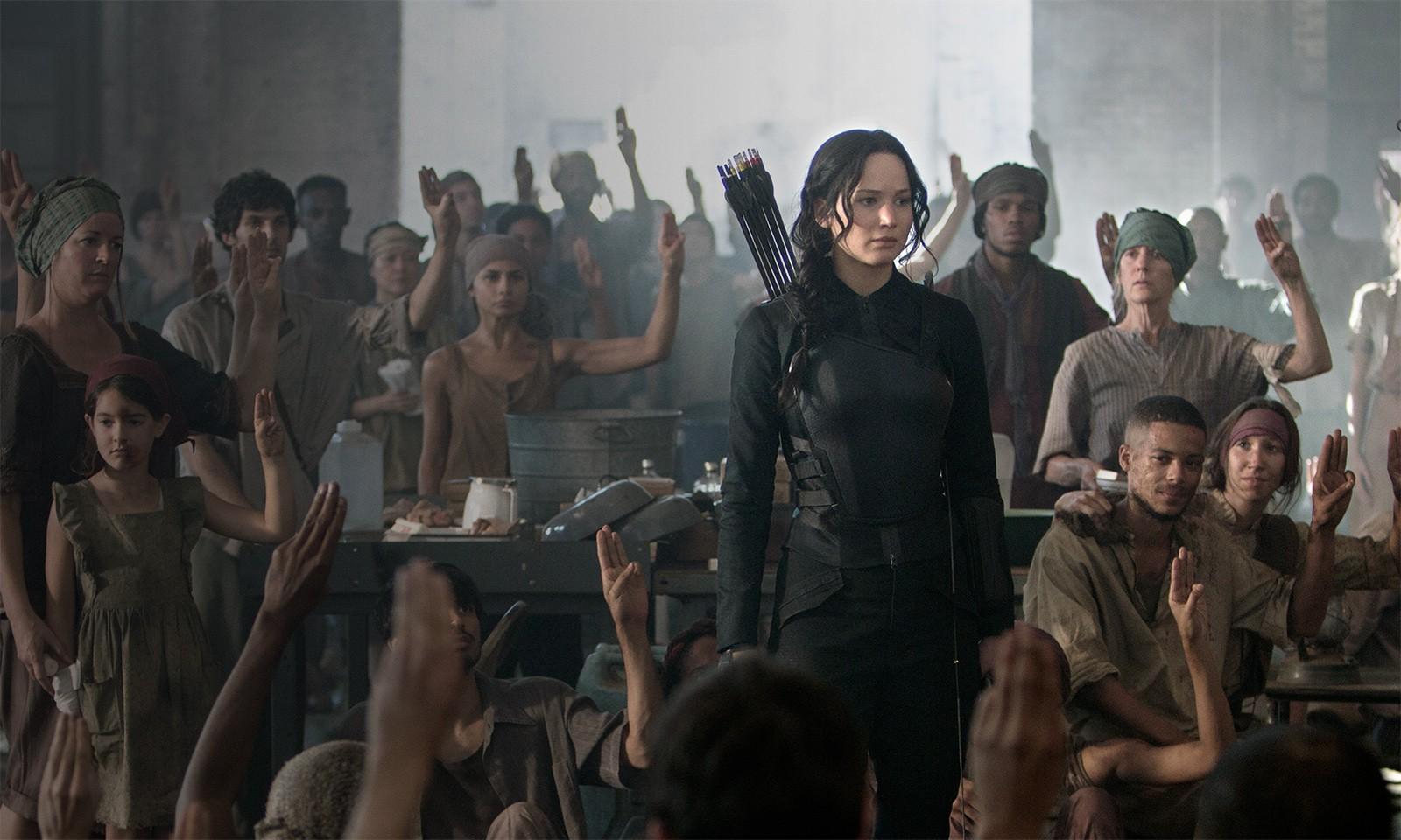 Hunger Games La Revolte 1ere Partie