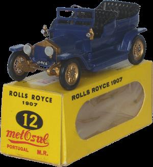 Rolls-Royce Silver Ghost metOsul
