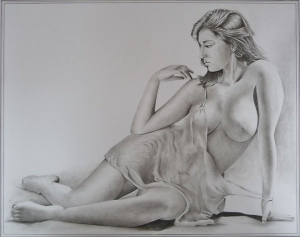 -------------------------------------------------------------------------------------beau nu. dans dessins au crayon 14112901050618404912749193