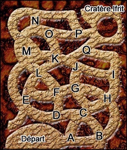Un labyrinthe de sentiers 14112906470416241212750849