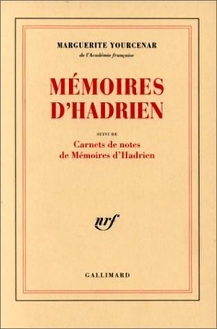 Mémoires d'Hadrien-Marguerite Yourcenar