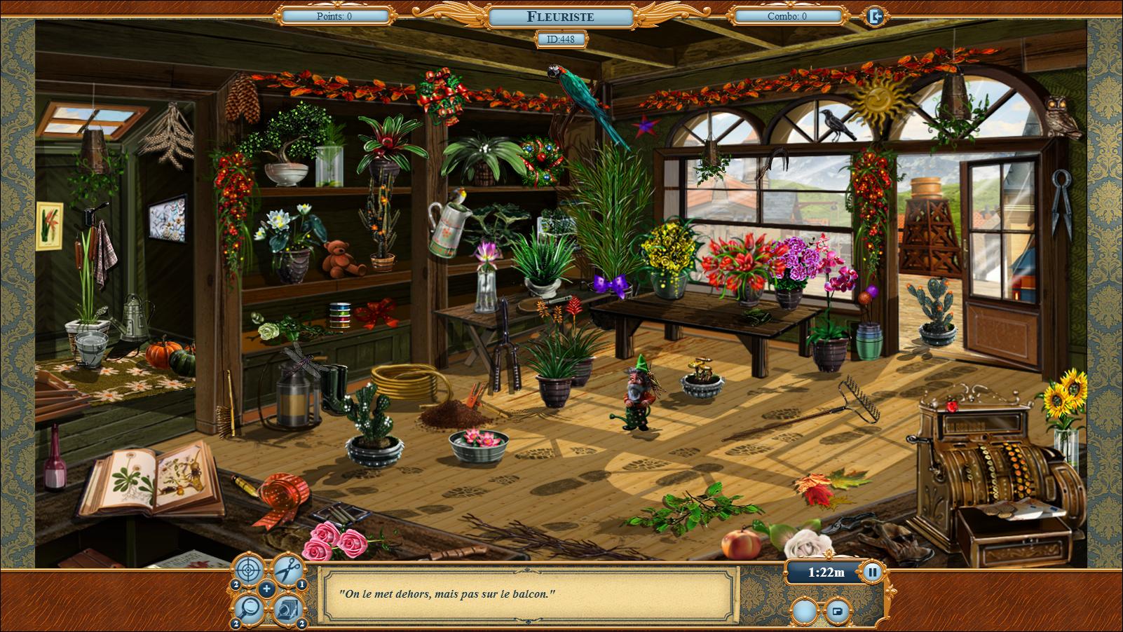 fleuriste jeu 2