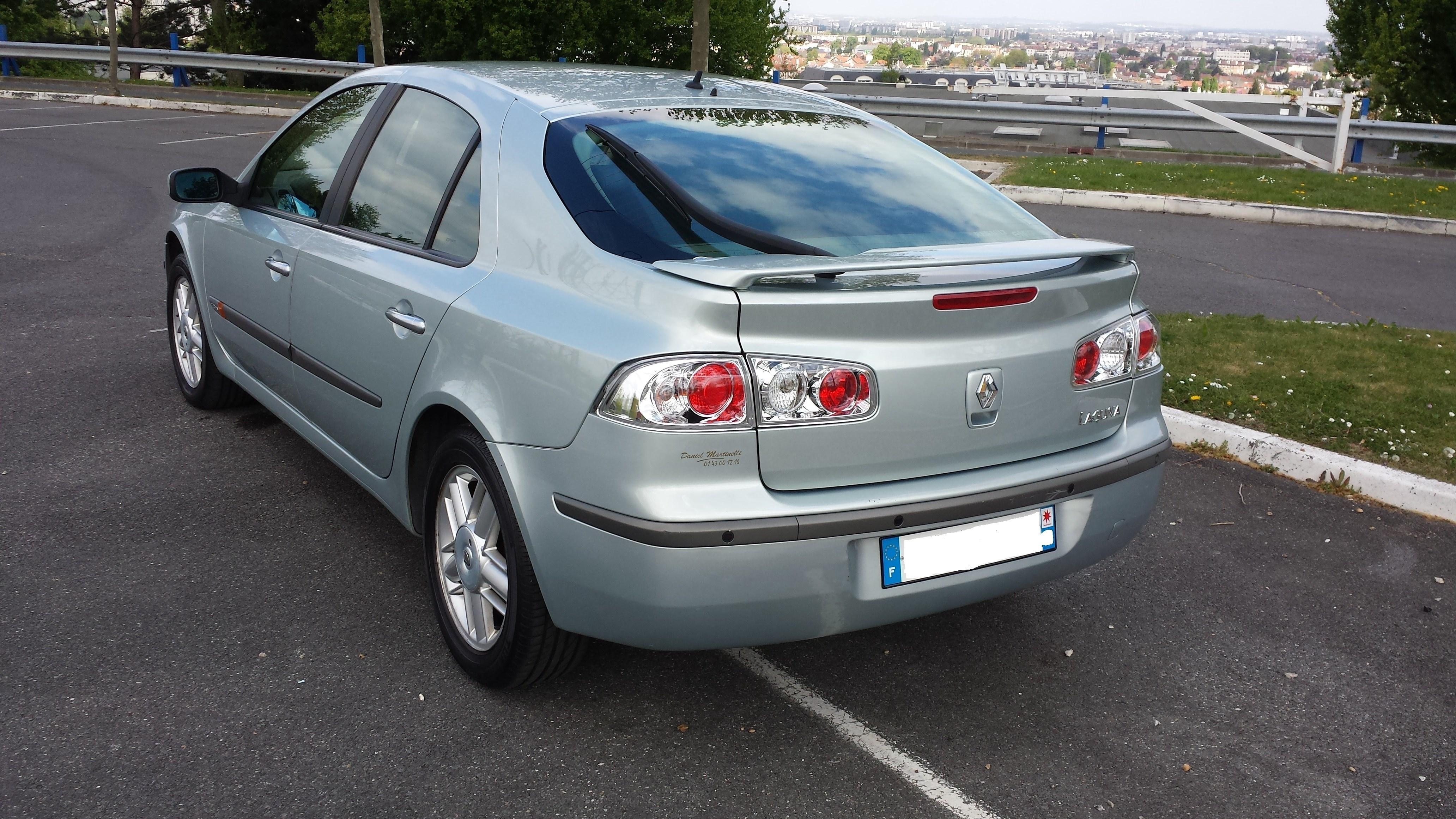 Et Renault Laguna 2
