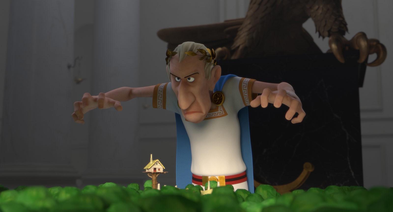 Astérix Le Domaine Des Dieux