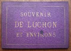 Album Souvenir de Luchon