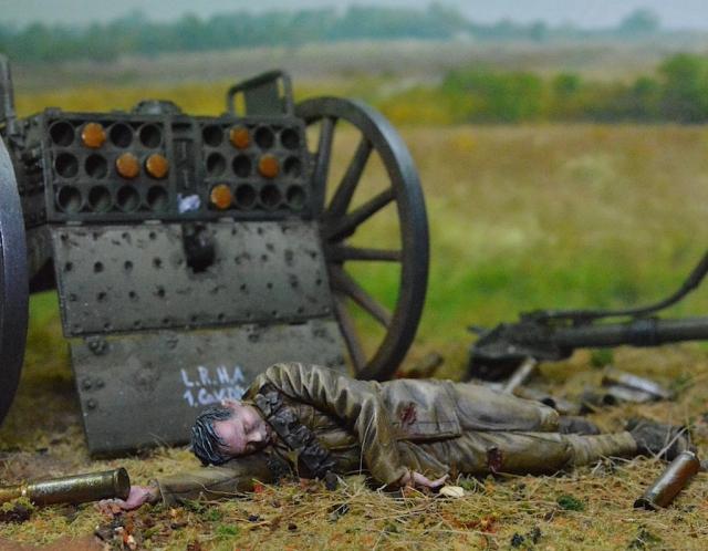Bataille de Néry, 1er septembre 1914 - Tommy's War /WIP - Terminé - Page 2 14120505460312278512769901