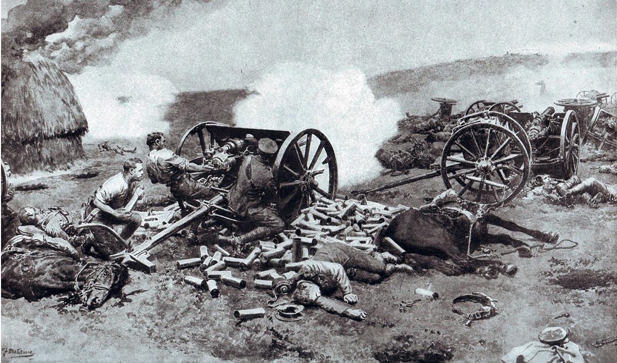 Bataille de Néry, 1er septembre 1914 - Tommy's War /WIP - Terminé - Page 2 14120609365012278512771058