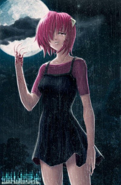 Elfen lied -Complet-(Fre)