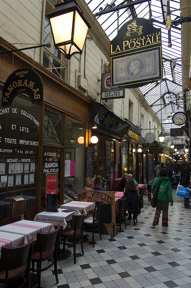 Paris: passages couverts 14121405004314223812793947