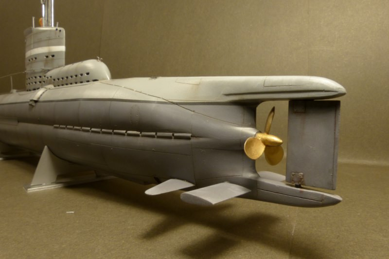 """U-BOOT type XXIII """"spécial navy"""" 1/72 - Page 3 1412140700409667012794592"""