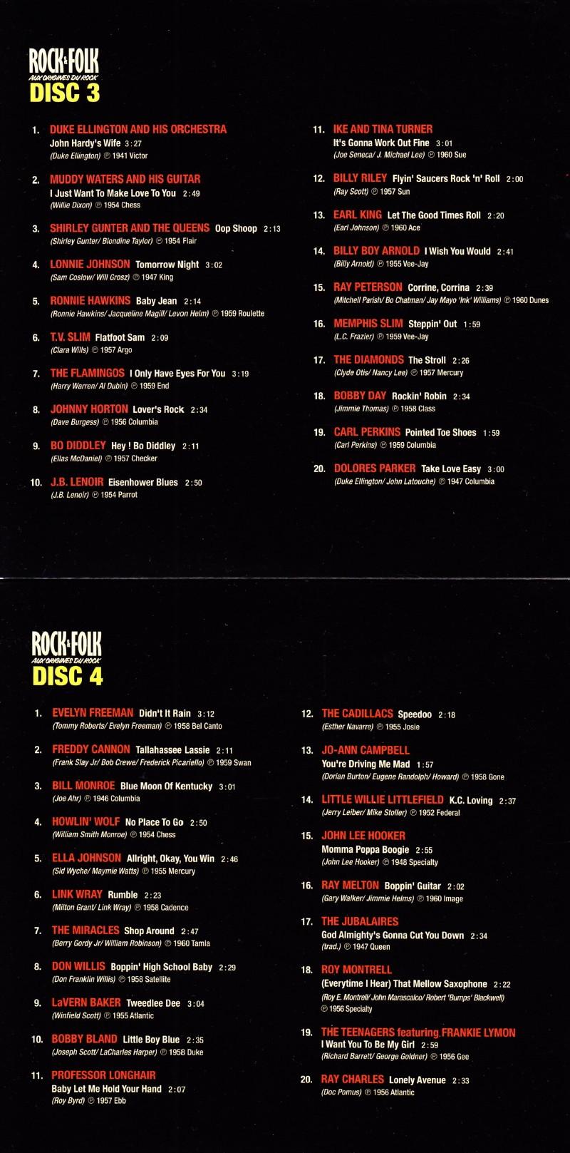 """Sélection de 200 titres par VINCENT PALMER (BIJOU) pour le coffret 10 CDs """"ROCK&FOLK : aux origines du rock"""" (Body & Soul/Wagram, 2011) 14121412175317899512793316"""