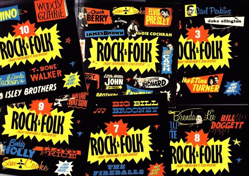 """Sélection de 200 titres par VINCENT PALMER (BIJOU) pour le coffret 10 CDs """"ROCK&FOLK : aux origines du rock"""" (Body & Soul/Wagram, 2011) 14121412181217899512793321"""