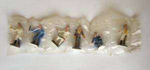 Garage attendants Corgi-Toys