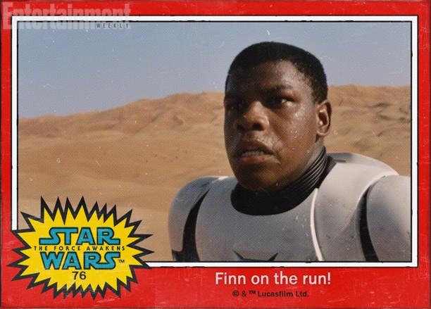 Finn On The Run !