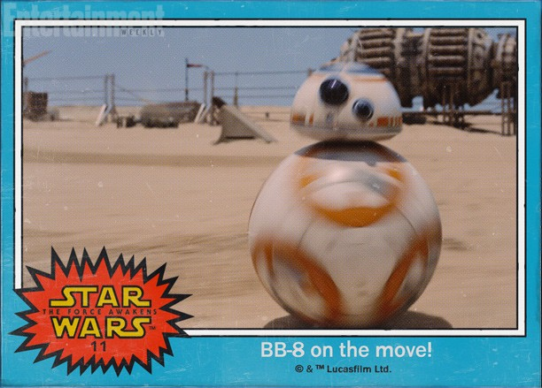 BB8 On The Move !