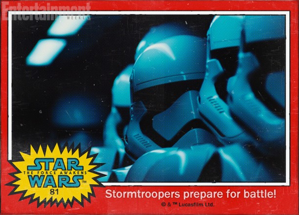Stormtroopers Prepare For Battle !