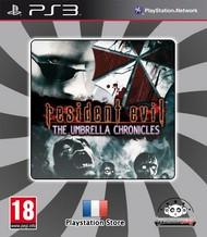 Resident Evil : The Umbrella Chronic...