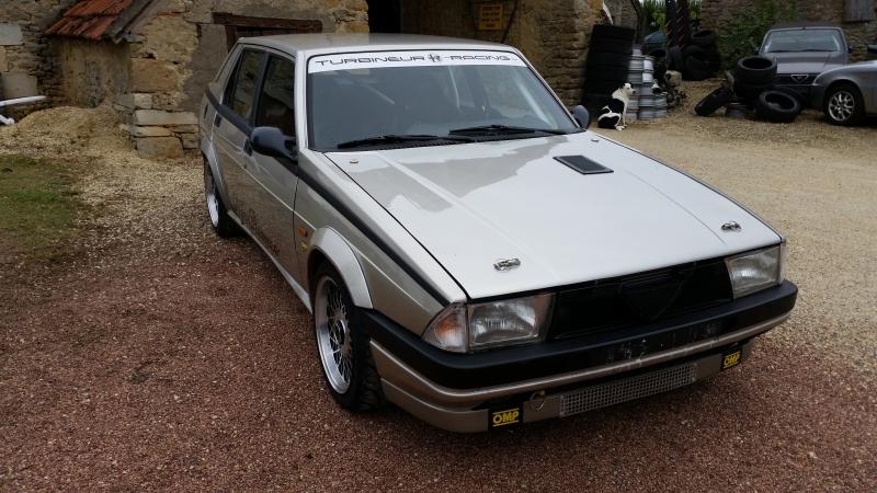 Alfa 75 1.8 Turbo piste 14121807340511099712804962
