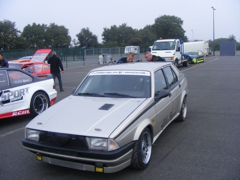 Alfa 75 1.8 Turbo piste 14121810022711099712805277