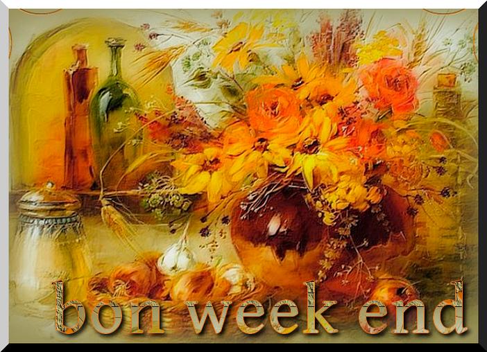 ---------------------------------------------------------------------------agréable samedi. dans bon weekend 14122001332318404912808868