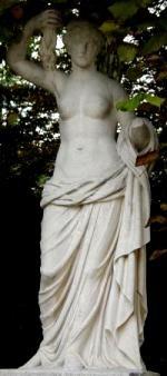 Le parc royal de bruxelles alchimique for Venus au miroir