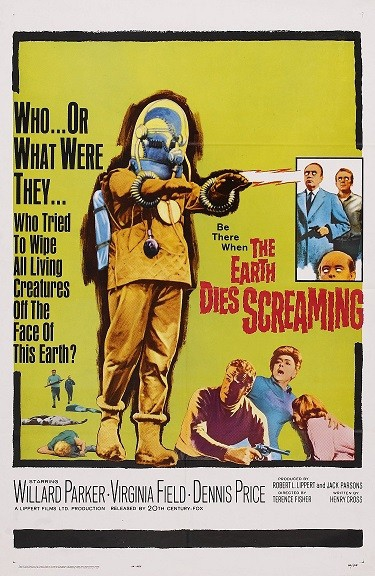 Perle rare : The Earth Dies Screaming dans Cinéma 14122607283615263612823769