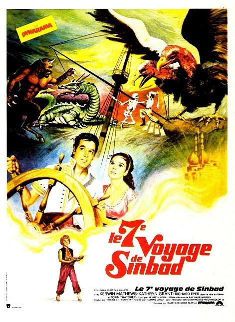 Le 7e Voyage de Sinbad dans Cinéma 14122607450515263612823780