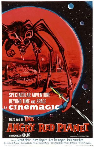 Fascinante planète Mars (3) : Ménagerie martienne dans Cinéma 14122608525215263612823812