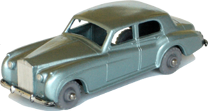 Rolls-Royce Silver Cloud Lesney Matchbox