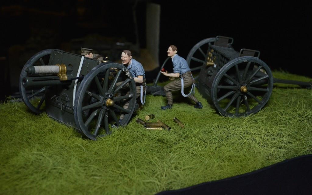 Bataille de Néry, 1er septembre 1914 - Tommy's War /WIP - Terminé - Page 2 14123009395512278512833998