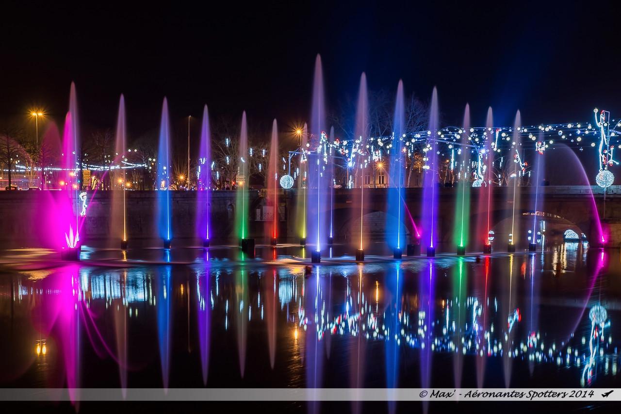 [Laval (53) - 30/12/2014] Illuminations de Noël autour de la Mayenne 15010201594518224512839661