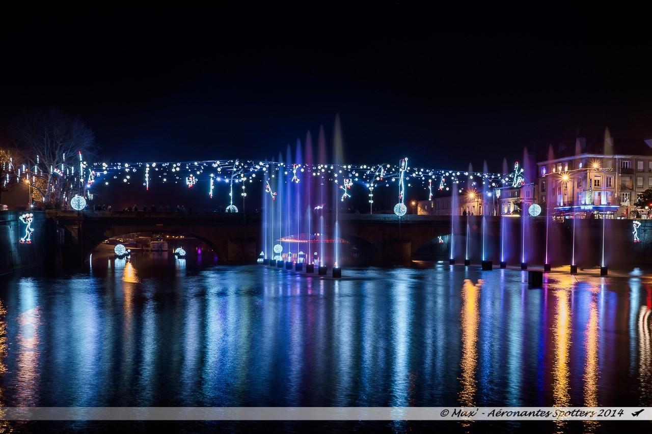 [Laval (53) - 30/12/2014] Illuminations de Noël autour de la Mayenne 15010202001218224512839667