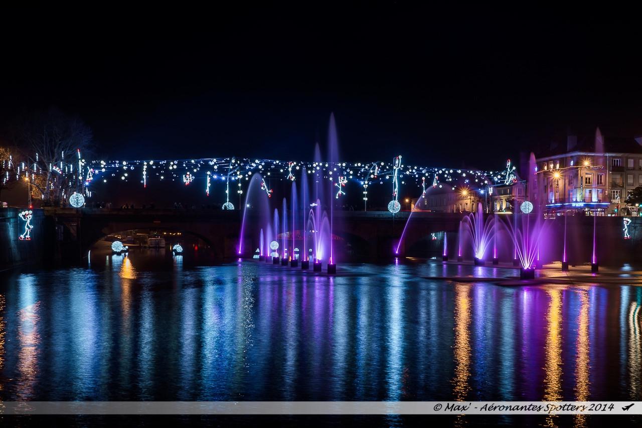[Laval (53) - 30/12/2014] Illuminations de Noël autour de la Mayenne 15010202001918224512839668