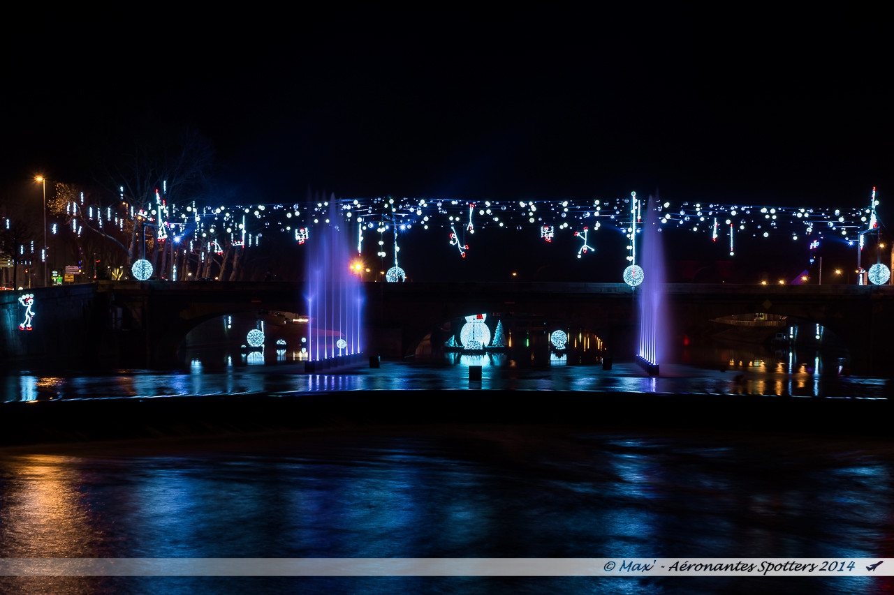 [Laval (53) - 30/12/2014] Illuminations de Noël autour de la Mayenne 15010202002918224512839671