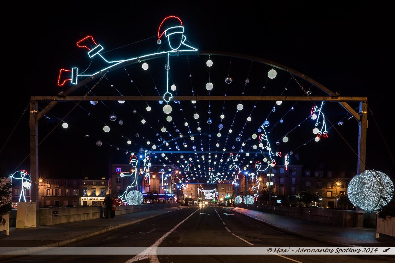 [Laval (53) - 30/12/2014] Illuminations de Noël autour de la Mayenne 15010202011318224512839679