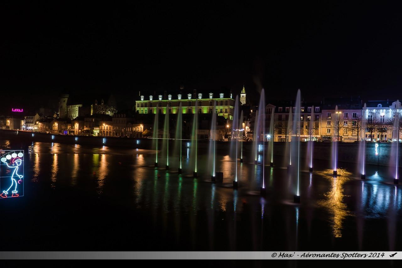 [Laval (53) - 30/12/2014] Illuminations de Noël autour de la Mayenne 15010202012118224512839681