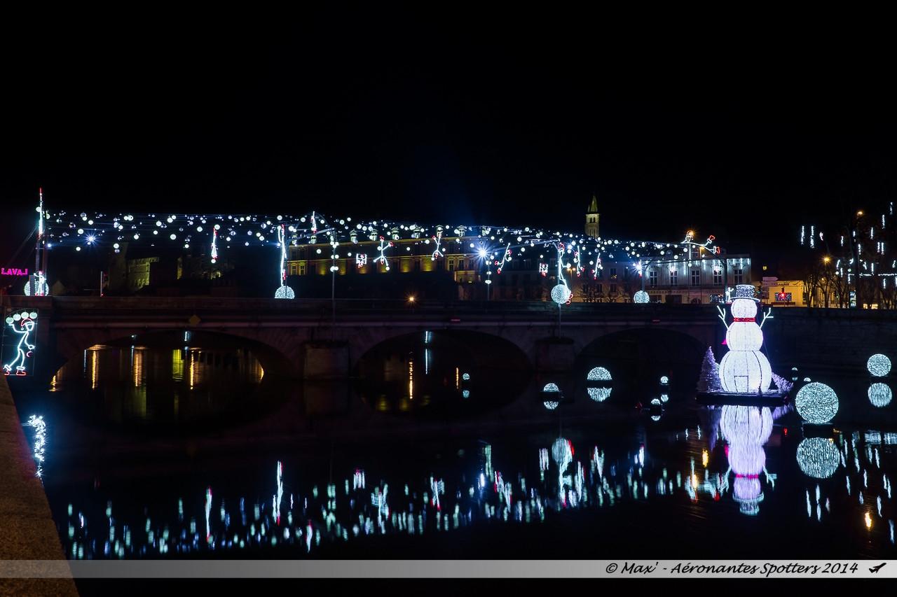 [Laval (53) - 30/12/2014] Illuminations de Noël autour de la Mayenne 15010202013118224512839684