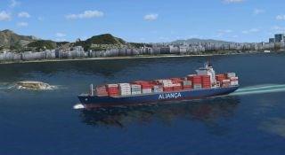 Novos navios e trafego AI para Brasil e o Mundo para FSX e P3D 15010301530316112912843071