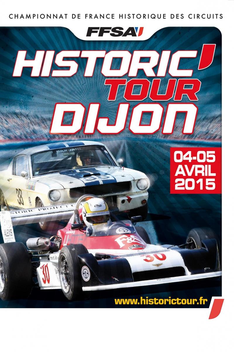 Historic Tour DIJON - 4 et 5 avril 2015 1501040434146452912846324